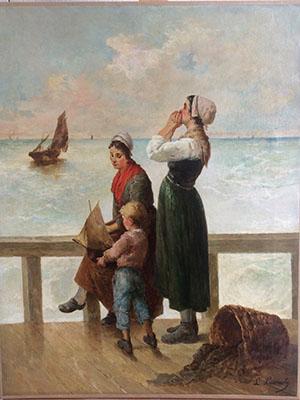 Après Bord de mer en famille